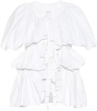 Dries Van Noten Cotton top