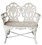Kimberley Bench in Antique White