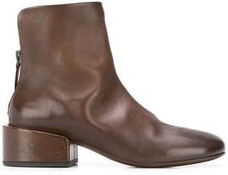 Marsèll Rear Zipped Boots