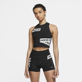 Nike Women's Graphic Tank Pro