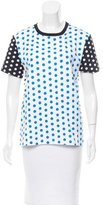 J.W.Anderson Polka Dot Short Sleeve T-Shirt w/ Tags