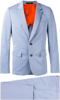 Paul Smith two-piece suit - men - Cotton/Spandex/Elastane/Viscose - 50