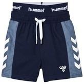 Hummel Black Iris Folke Shorts