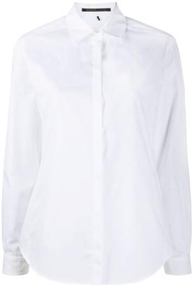 Agnona Concealed Front Shirt