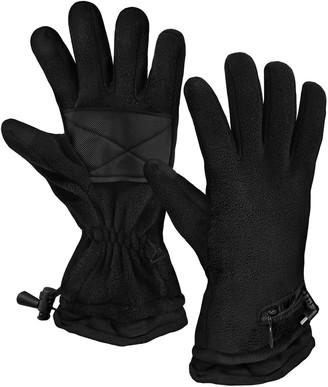 ActionHeat AA Battery Heated Fleece Gloves