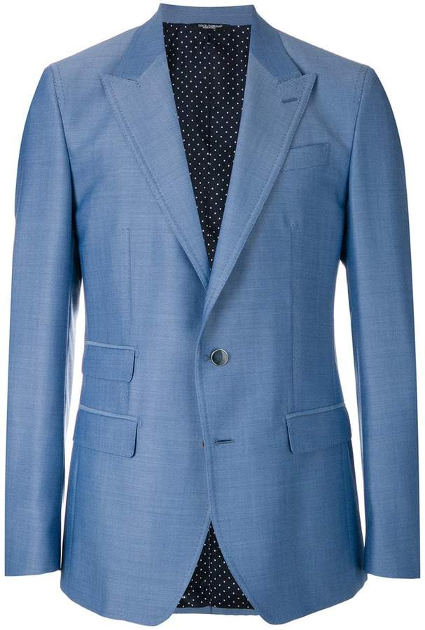 Dolce & Gabbana tailored suit jacket