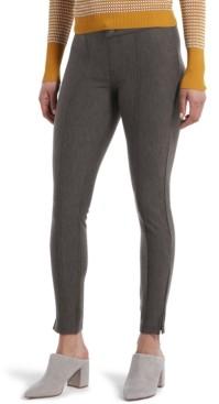 Hue Pintucked Tweed 7/8 Leggings
