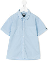 Karl Lagerfeld shortsleeved shirt - kids - Cotton - 4 yrs