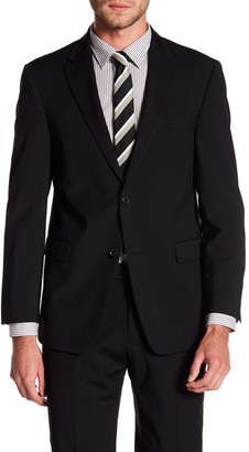Tommy Hilfiger Adams Modern Fit TH Flex Performance Wool Blend Suit Separates Jacket