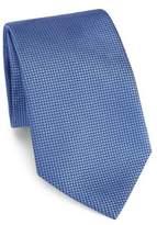 Armani Collezioni Embroidered Silk Tie