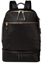 Tumi Voyageur Brooklyn Backpack (Black) Backpack Bags