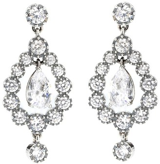 Bottega Veneta Cubic zirconia earrings