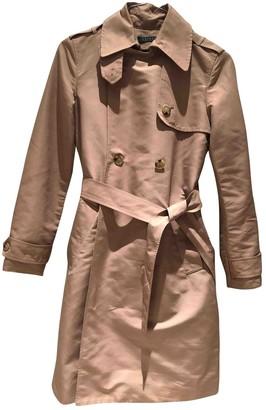 Lauren Ralph Lauren Camel Coat for Women