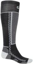 Point 6 Point6 Shred Ski Socks - Merino Wool, Over the Calf (For Men and Women)