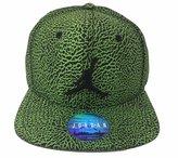 Nike Jordan Mens Jumpman Premium Snapback Hat Cap /Black