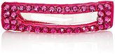 River & Rosy Rhinestone-Embellished Rectangular Hair Clip