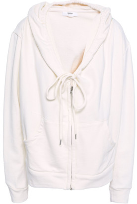 Mikoh French Cotton Terry Hooded Jacket