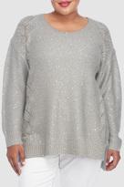 NYDJ Sequin Tunic In Plus