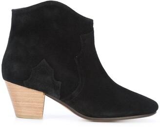 Isabel Marant Dicker boots