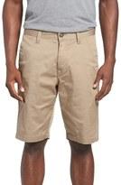 Volcom 'Modern' Chino Shorts