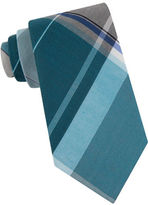 MICHAEL Michael Kors Cotton Silk Plaid Tie