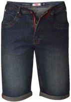 Dukes Mens Stretch Denim Shorts Style KS20251 Waist