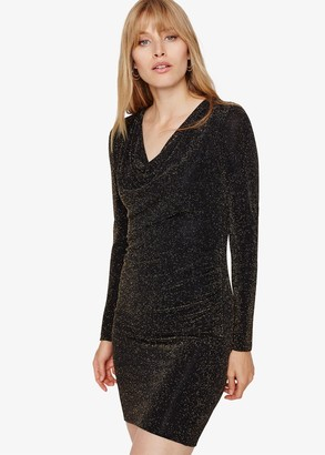 Phase Eight Dasia Shimmer Jersey Dress