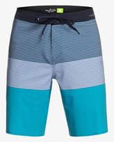 Quiksilver Men's Board Shorts CARIBBEAN - Caribbean Sea High Mass Board Shorts - Men & Big