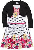 Knitworks Knit Works Border Skater Dress