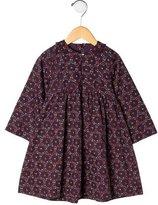 Catimini Girls' Long Sleeve Dress