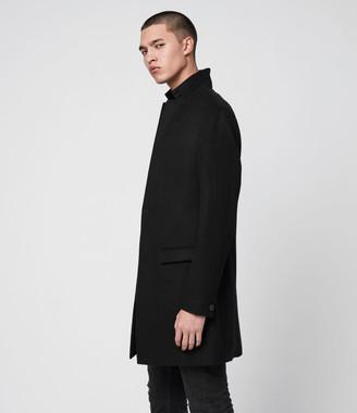 AllSaints Bodell Wool Coat