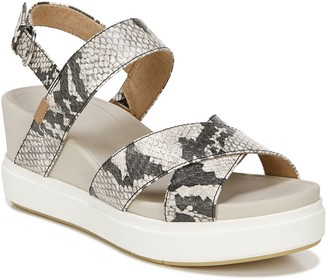 Dr. Scholl's Strappy Wedge Sandals - Scenario