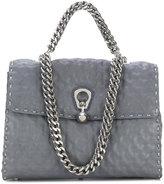 Ermanno Scervino textured chain shoulder bag