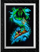 Disney Sorcerer Mickey Mouse ''Waves of Magic'' Limited Edition Giclée by Noah