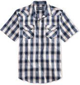 American Rag Men's Nathaniel Plaid Shirt, Only at Macy's