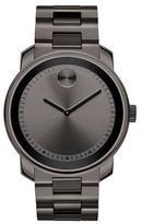 Movado Bold 42.5mm Gunmetal Stainless Steel Watch