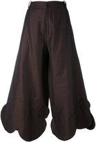 Societe Anonyme Circles culottes - women - Cotton/Linen/Flax - 42