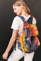 Urban Outfitters Tie-Dye Bungee Cord Backpack