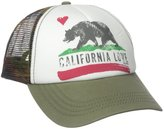Billabong Junior's Pitstop Trucker Hat