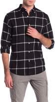 Joe Fresh Plaid Flannel Regular Fit Shirt