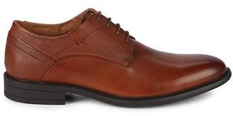 Steve Madden Hank Crosshatch Derby Shoes