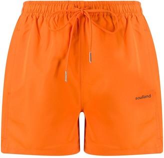 Soulland Olivia swim shorts