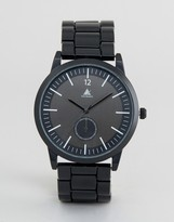 Asos Bracelet Watch in Black
