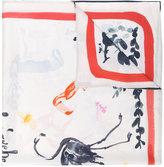 Stine Goya watercolour scarf