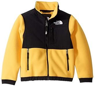 The North Face Kids Denali Jacket (Little Kids/Big Kids) (TNF Yellow) Kid's Coat