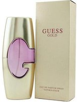 GUESS Gold Perfume by for Women. Eau De Parfum Spray 2.5 Oz / 75 Ml.