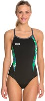 Arena Carbonite Light Drop Back One Piece Swimsuit 8124319
