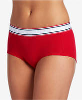 Jockey Retro Striped-Waist Hip Hugger 2250