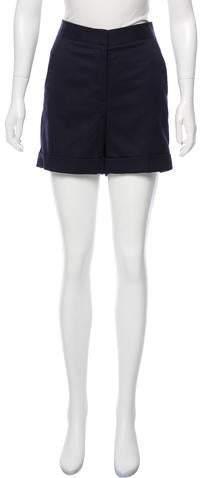Stella McCartney Tailored Wool Shorts