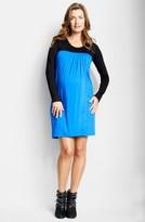 Maternal America Women's Baby Doll Maternity/nursing Dress